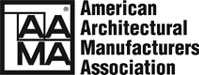 AAMA American Architectural Manufacturers Association